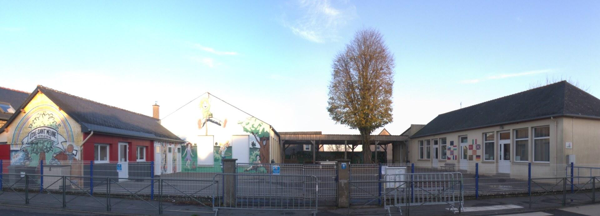 Ecole privée Saint Melaine